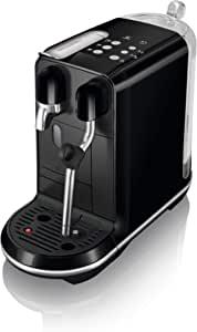 Nespresso SNE500BKS Sage Creatista Uno ,不锈钢咖啡机,胡麻色