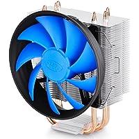 DEEPCOOL CPU 空气冷却器 3 个热管,120 毫米风扇,GAMMAXX 300 适用于英特尔 / AMD,A…