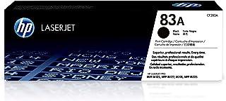HP 83A 黑色原装 LaserJet 墨粉墨盒