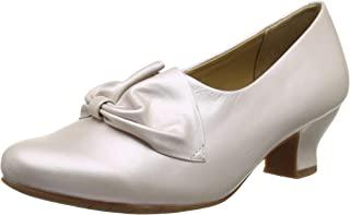 Hotter 女式 Donna 闭趾高跟鞋
