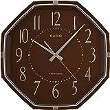 Casio 卡西欧 IQ-1007J 时钟 电波钟 设计简约 黑色 IQ-1007J-5JF