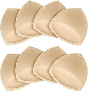 URSMART 4 对文胸罩杯衬垫,运动罩杯文胸衬垫聚拢透气,可拆卸
