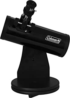 Coleman Cdb76 viewstar 300 x 76 毫米便携式反射镜(黑色)