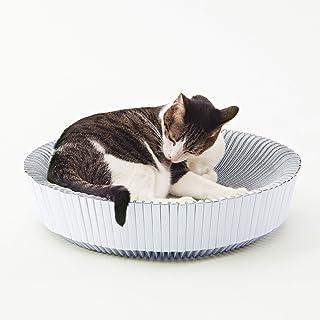 KATRIS Nest 猫爬架躺椅(珍珠白色组装)