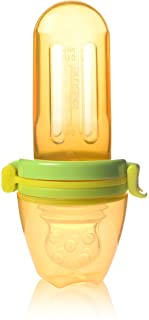 Kidsme Food Squeezer with Extra Sac, Green