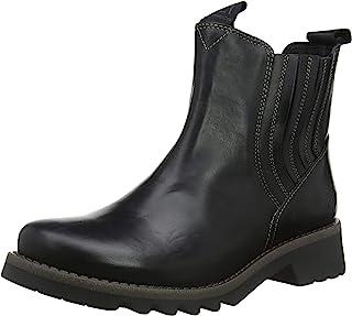 Fly London 女式 Ralt541fly 切爾西靴