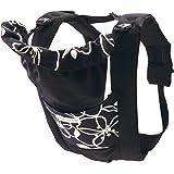 日本 Eightex 儿童背带 (适用年龄:0-3岁) 黑色花纹