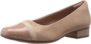 Clarks] 真皮 浅口鞋 Juliet Monte Jewelet Monte 女士