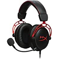 Hyperx Cloud Alpha Pro 游戏耳机,适用于 PC , P4& xbox One,任天堂开关(hx-h…