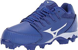 Mizuno 女士 9-Spike Advanced Finch Elite 4 TPU 模压鞋钉运动鞋