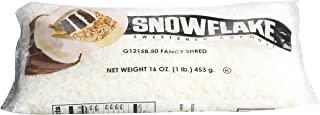 雪花花式椰子,1 磅