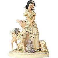 Disney 迪士尼 传统系列 森林之友 白雪公主手办,多色,单号