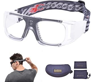 SooGree 男士运动护目镜篮球防雾防护护目镜