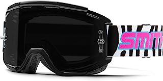 【美国原产】SMITH H18 中性 雪镜 SQUAD XL 均码 亚洲款 单板双板登山透气贴合五倍防雾超大视野复古柱面镜防紫外线滑雪镜