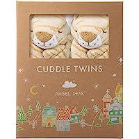 angel dear cuddle twin 套装,棕色条纹由 angel dear 制造