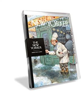 New Yorker Magazine Just A Pinch of Salt 封面卡(8 盒)