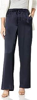 Vince 女式缎面睡裤