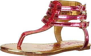 Kensie Girl KG31134 女童踝带凉鞋(小童/大童)