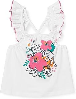 Tuc Tuc 女婴 Camiseta Punto Love Sauvage 儿童背心