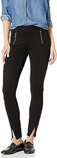 PAIGE 女式 Talita 拉链 Ponte 裤