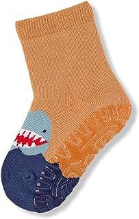 Sterntaler 思丹乐 男童瓷砖 Sun 袜子 鲨鱼图案