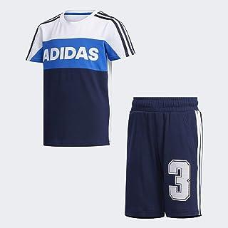 adidas 阿迪达斯 LK G SS Tracksu 运动服,儿童