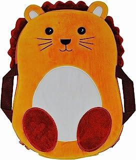 Playground Pets Rory 狮子毛绒背包 棕褐色 One_Size