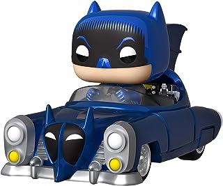 FunKo Pop! 座驾:蝙蝠侠 80th 蓝色金属色1950 Batmobile,多色
