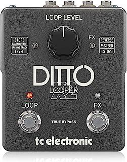 TC 电子 DITTO X2 循环器