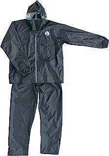 CAPTAIN STAG 雨衣 上下套装 CS 耐久、防水雨衣