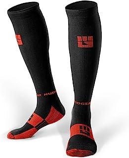 MudGear 优质压缩袜 - 男式和女式跑步徒步旅行(1 双)