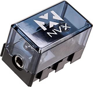 NVX 4-8 规格可堆叠保险丝支架连接模块化迷你 ANL 保险丝块适用于 4 至 8 号电线