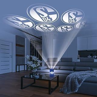 Schalke 04 男士 LED 仿真蜡烛投影仪,蓝色,15