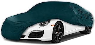 Cosmos 10334 室内车罩弹性透气防尘全超软保护 130gsm 面料大号,*