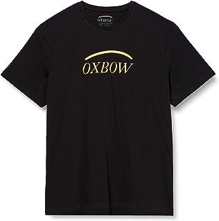 OXBOW 男士 M2talai T 恤。