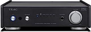 Teac AI-301DA-X 立体声全扩音器(每个通道60瓦,USB DAC,蓝牙),黑色