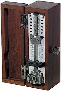 Wittner 903030 Taktell 超迷你桃花心木盒节拍器