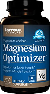 Jarrow Formulas镁优化剂,200片