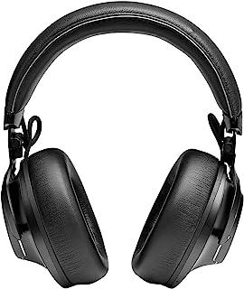 JBL CLUB ONE-True ANC包耳式耳机,有线和无线,具有蓝牙功能,带麦克风,黑色