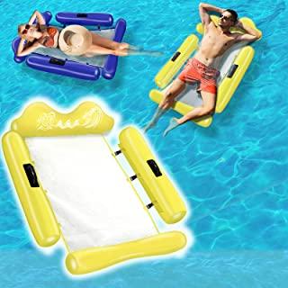 吊床充气泳池浮板