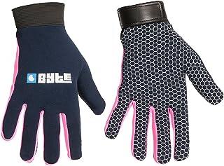 Byte SKINFIT Field Hockey Gloves * 粉红色