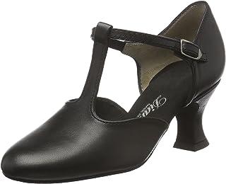 钻石女士舞蹈鞋 053-006-034 标准和拉丁