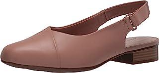 Clarks 女式 Juliet Pull 乐福鞋