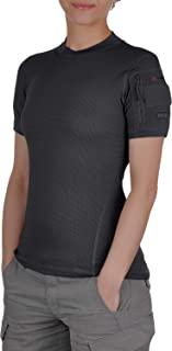 281Z 女式徒步吸湿排汗 T 恤 - 户外攀岩运动 - Polartec Delta - * - 青蛙系列