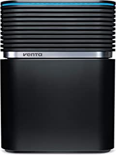Venta AeroStyle 空气净化器 LW73 空气加湿和空气净化(高达10 微米颗粒)适用于70 平方米的房间,信号黑色