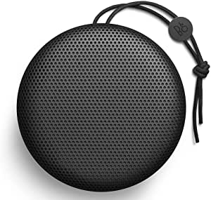 Bang & Olufsen Beoplay A1 蓝牙音箱 低音炮(防风雨),黑色