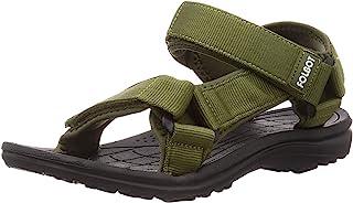 FOROLT 女士 运动凉鞋 绑带 户外 凉鞋 办公 沙滩 魔术贴 夏季 FS-143L 轻量