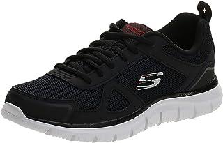 Skechers 斯凯奇 SKECHERS SPORT系列 男 绑带运动鞋 52631-BKRD