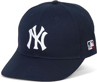 MLB 仿真成人 New York YANKEES 纽约洋基队主场帽,可调节斜纹魔术贴粘扣