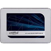 Crucial 英睿达 MX500 500 GB CT500MX500SSD1(Z) 高达 560 MB/s(3D NA…